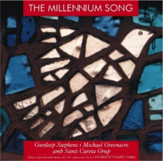 The Millennium Song CD cover