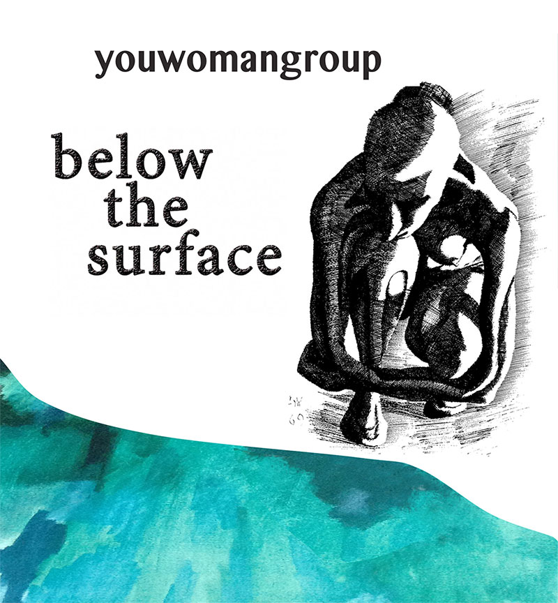 Below the surface CD cover